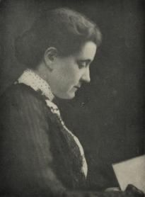 Jane Addams, from the frontispiece of her book, Twenty Years at Hull-House (New York: Macmillan, 1910). (Gilder Lehrman Collection)