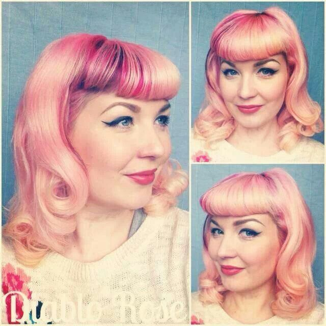 Perfect Chords And Lyrics Pink: 1000+ Ideas About 50s Hairdos On Pinterest