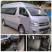 JJ Bandung Rent Car: SEWA MOBIL HIACE BANDUNG LEBARAN 2015