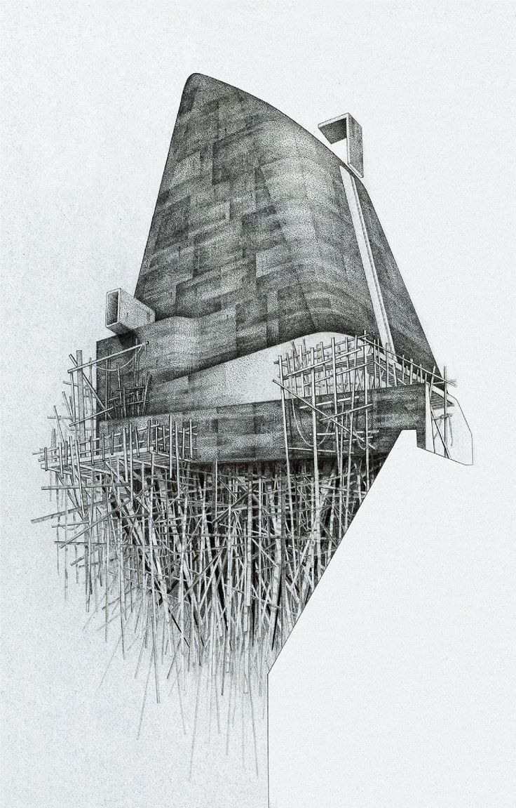 Dustin Wheat Best in Category Professional Hand 2013 KRob Architectural Delineation Competition