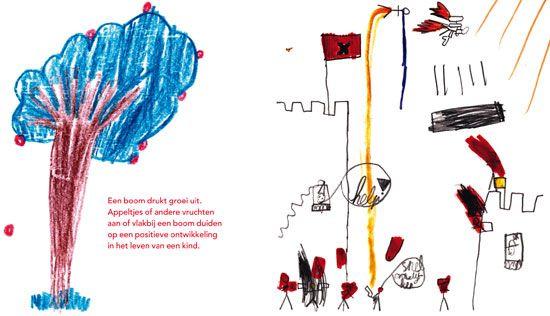 Wat kindertekeningen je vertellen - Alles over opvoeden - Theresa Foks - Appelman
