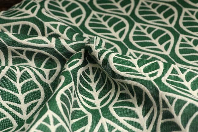 Laurus Green Gables / 42% Egyptian cotton 34% merino wool 12% tussah silk 12% hemp