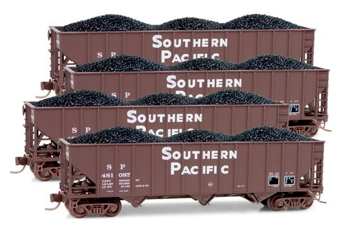 993 00 078 Southern Pacific® Hopper Car Runner Pack