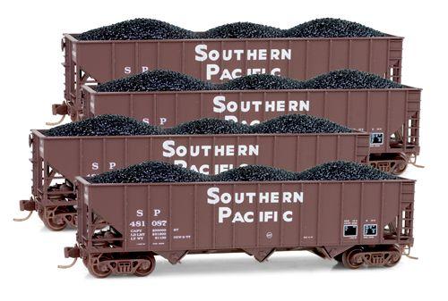 993 00 078 Southern Pacific® Hopper Car Runner Pack