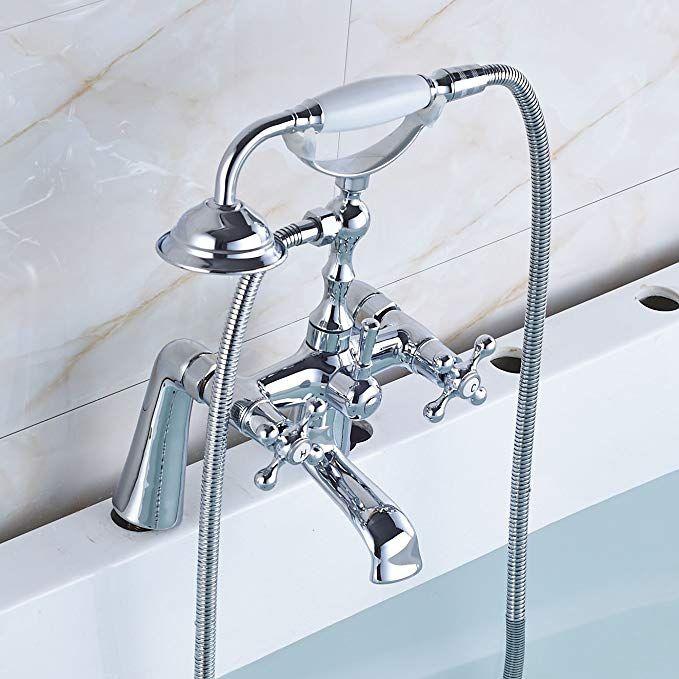 Pin On Bathtub Faucets