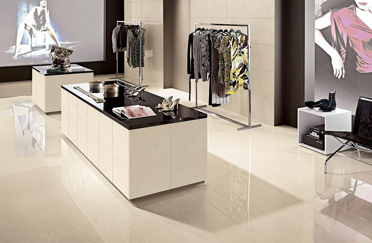 #Porcelain is the name given to #tiles that are fired from special clay that makes them resistant to water absorption.