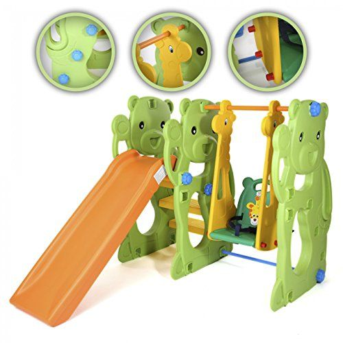 Toboggan Aire de jeux Balançoire pour Enfants Échelle Ext... https://www.amazon.fr/dp/B00OQ6AVF8/ref=cm_sw_r_pi_dp_x_GzSwybCR87JW6