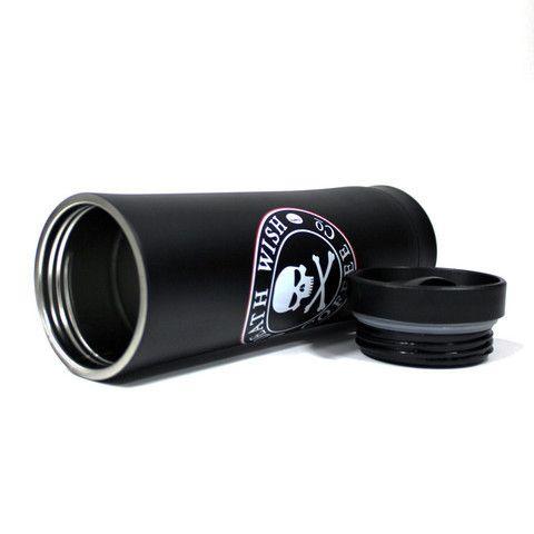 19 99 Death Wish Coffee 20 Oz Thermal Travel Mug With