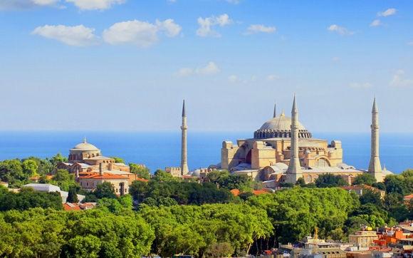 Architecture ottomane 5* à Istanbul