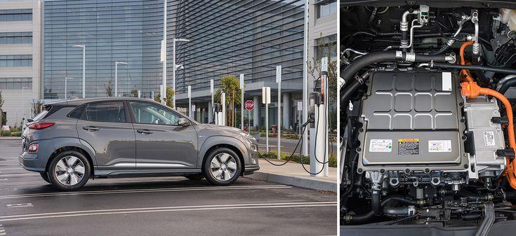 2019 Hyundai Kona Electric Cuv Detailed Specs Battery Pack Hd Photos Hyundai Car Electricity