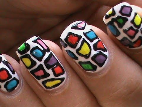937 best video tutorials learn to create nail art images on nail art designs how to with nail designs and art design nail art about cute beginners prinsesfo Gallery