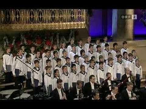 Vienna Boys Choir: Fröhliche Weihnacht überall (+פלייליסט)