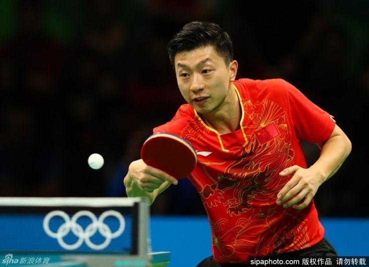 马龙被网红有利于乒乓球宣传最难的比赛是内战 - 新浪网