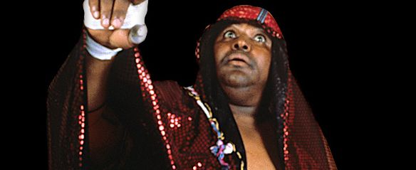 Abdullah the Butcher - Pro Wrestler who Coach Tomlin renamed Guy Whimper after