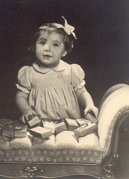 Foto van Prinses Margriet, 1945 © RVD