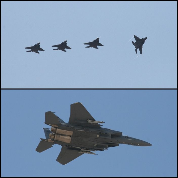 RSAF F-15SG Strike Eagle Mountain Home AFB Idaho Gunfighter Skies 2014 428th Fighter Squadron Buccaneers