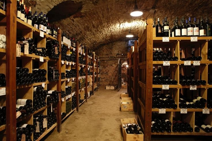 Excellent wine cellar!!!