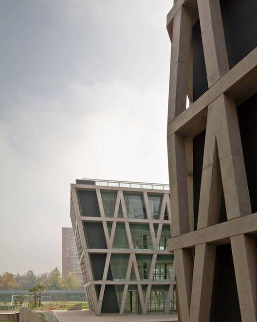 Edificio FEN / Marsino Arquitectos Asociados
