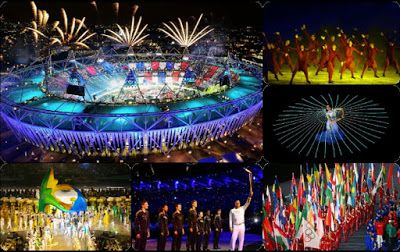 The best moments from the opening ceremony of the Rio Olympics