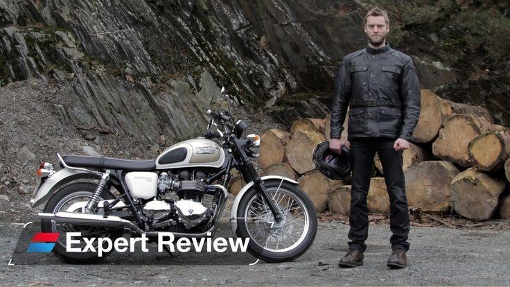 2014 Triumph Bonneville   Bonneville T100 bike review