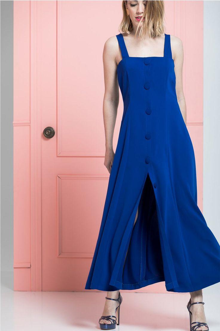 Excepcional Vestido Azul Boda Ideas Ornamento Elaboración Festooning ...