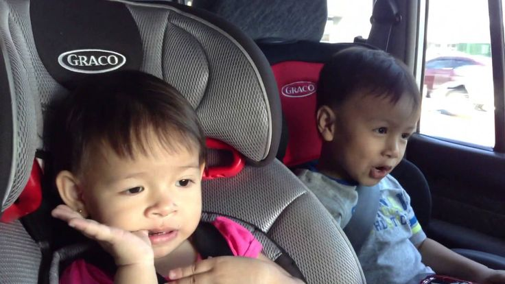 """Cute 4-year-old boy sings Frozen's """"Let It Go"""" with baby sister singing ...  the gave me life"""