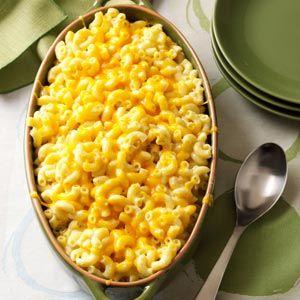 Over-the-Top Mac 'n' Cheese Recipe #recipe #macncheese #cheese
