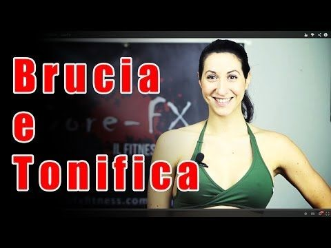 ▶ Tonificazione Full Body - UNIFORM 00 - CoreFx - YouTube