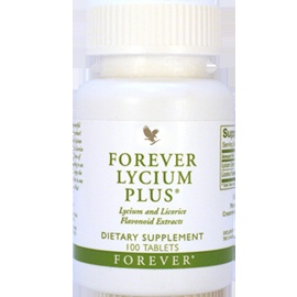 The strongest antioxidant supplement: Forever Lycium Plus