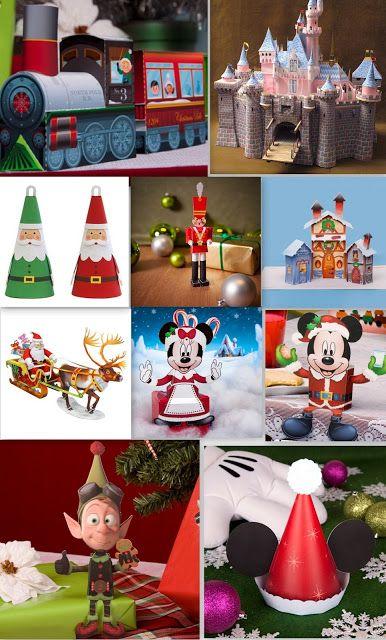 Είμαι παιδί: 10 link για να τυπώσετε δωρεάν χριστουγεννιάτικα παιχνίδια και κατασκευές για τα παιδιά
