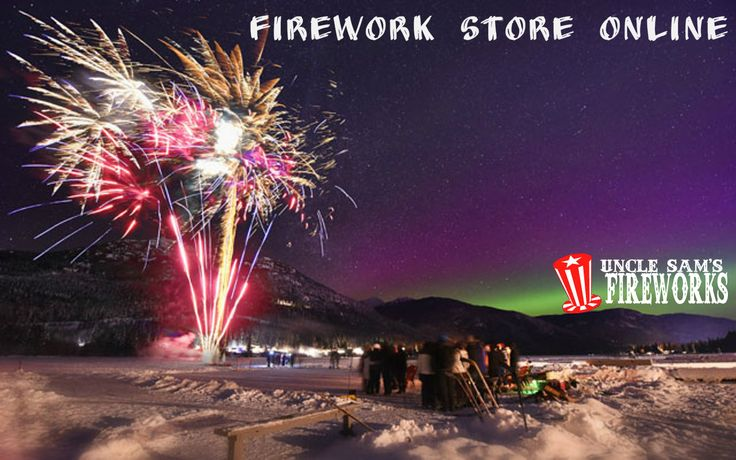 While you're spending for fireworks, there are many items to offer in Fireworks Online Shopping which are available with special effects in every item. YouTube has many videos of different fireworks you may buy online from Uncle Sam's fireworks.