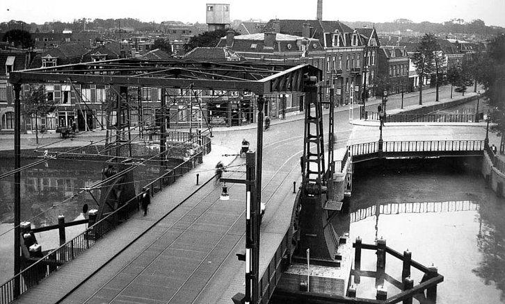 Turfmarkt Haarlem (jaartal: 1945 tot 1950) - Foto's SERC