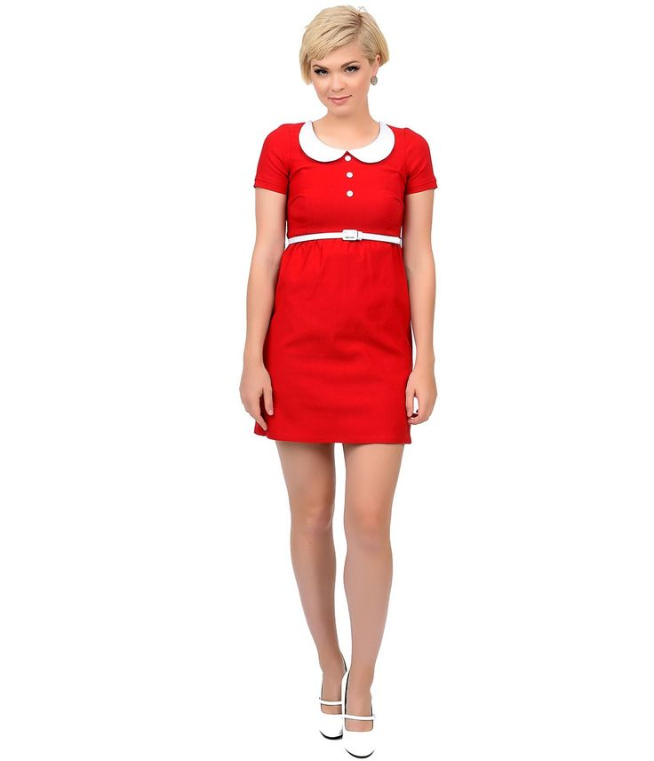 Fill your closet with comfortable, retro-inspired A-line dresses from top  brands when you shop Unique Vintage's affordable casual dresses.