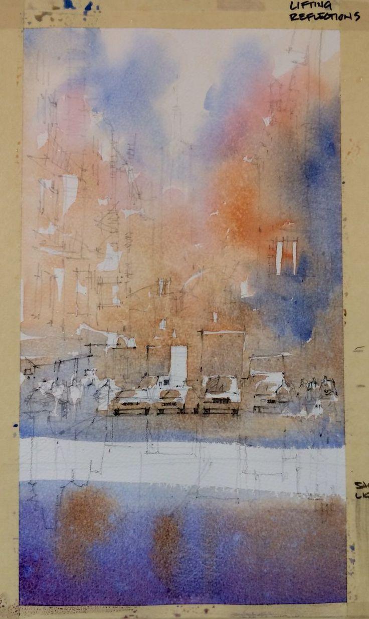 Watercolor artist magazine customer service - Fc9f99729fc48cb39ca07596196a1f85 Jpg 750 1 260 Pixels Watercolor Artistswatercolor