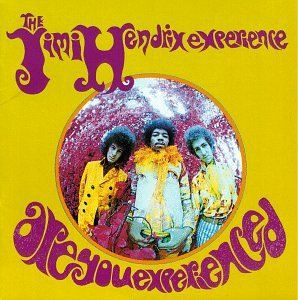 The Jimi Hendrix Experience.  Played this vinyl album until it was too scratchy to listen to any more.