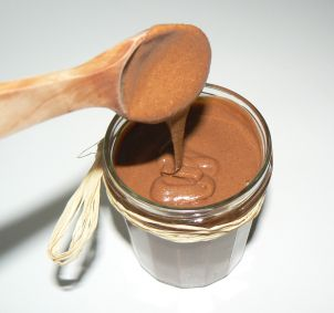 Pâte à tartiner pralinée & chocolatée (Christophe Michalak)