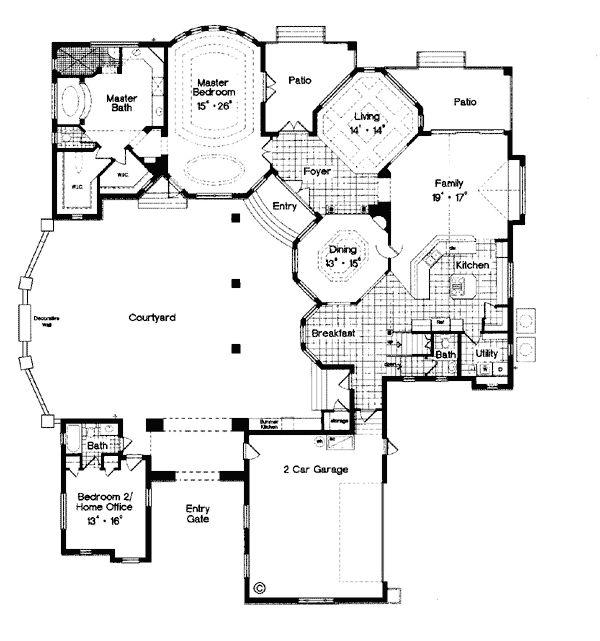 37 best floor plans for the new house images on pinterest for 100 floors floor 49