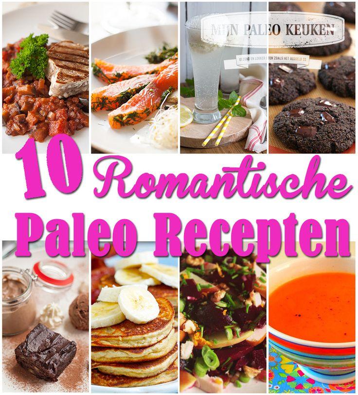 10 Romantische Paleo Valentijn Recepten