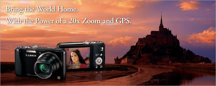 DMC-ZS20(DMC-TZ30)   PRODUCTS   LUMIX   Digital Camera   Panasonic Global