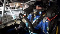 Hendrick Motorsports driver tells SiriusXM NASCAR Radio what happened Sunday at Talladega.