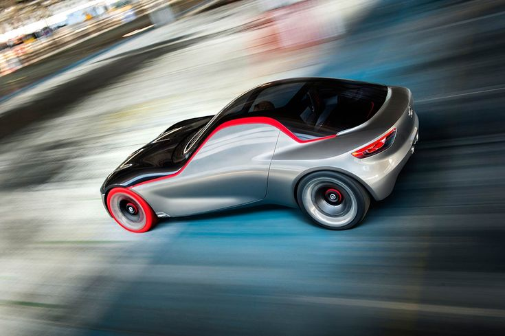 Opel GT Concept | Heldth