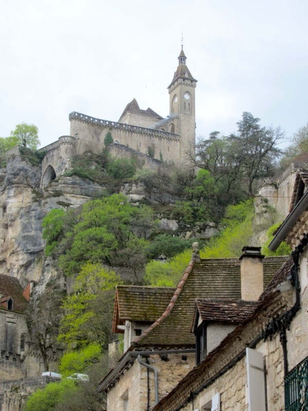 Remparts Rocamadour, Midi-Pyrénées