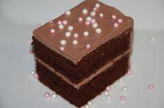 Anettes Kaker: Sjokoladekake uten melk
