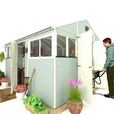 Best 25+ Cheap Garden Sheds Ideas On Pinterest | Diy Greenhouse Plans,  Greenhouse Cost And Diy Shed