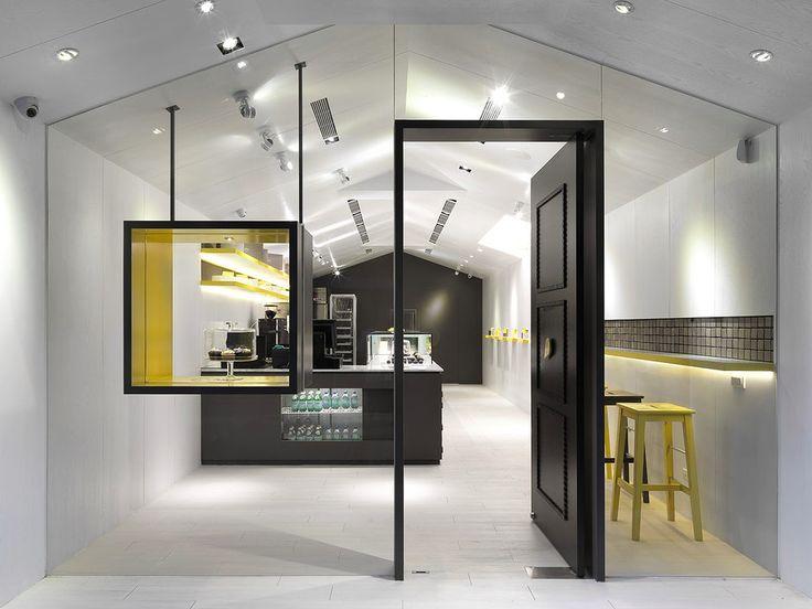 JC Architecture Les bébés 貝貝西點 2012 TIDING 台灣室內設計新銳獎 2012 TID 台灣室內設計大獎 商業空間