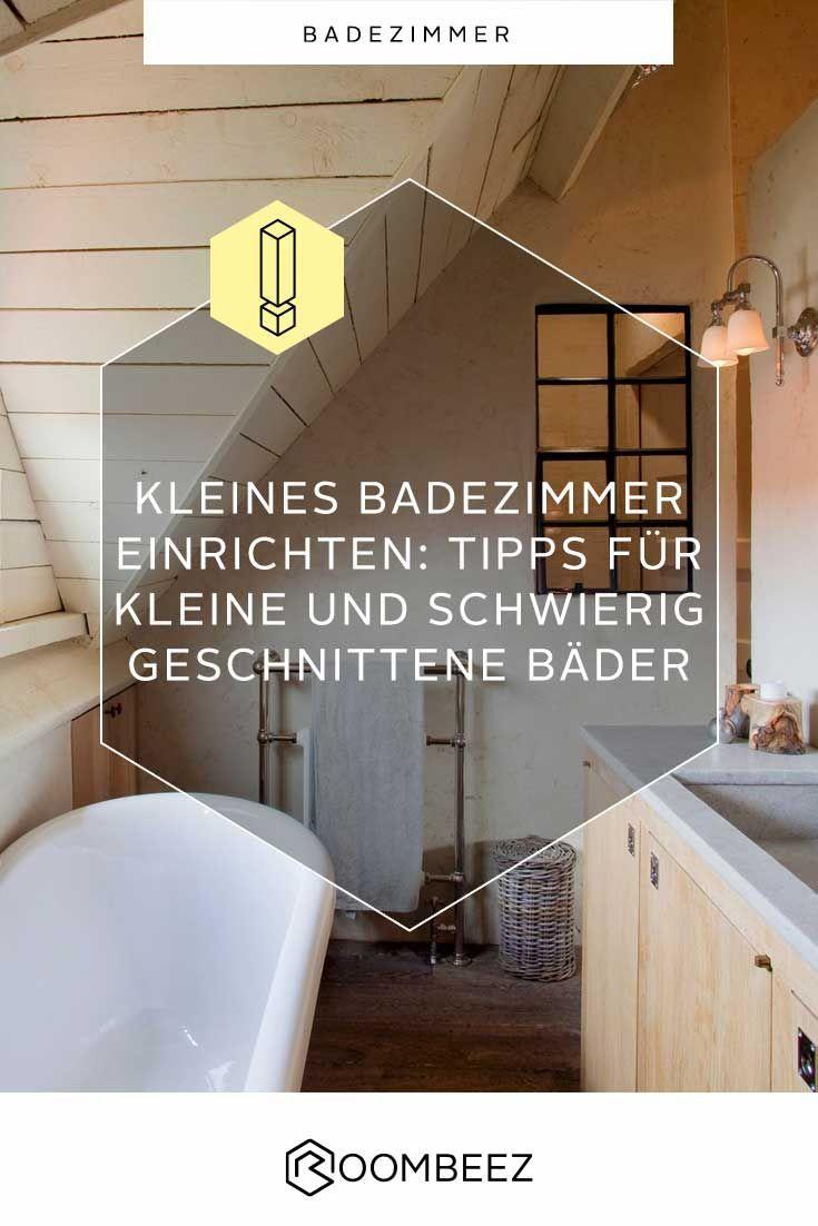 Kleines Badezimmer Einrichten Tipps Und Ideen Otto Badezimmer Badezimmer Klein Kleines Badezimmer