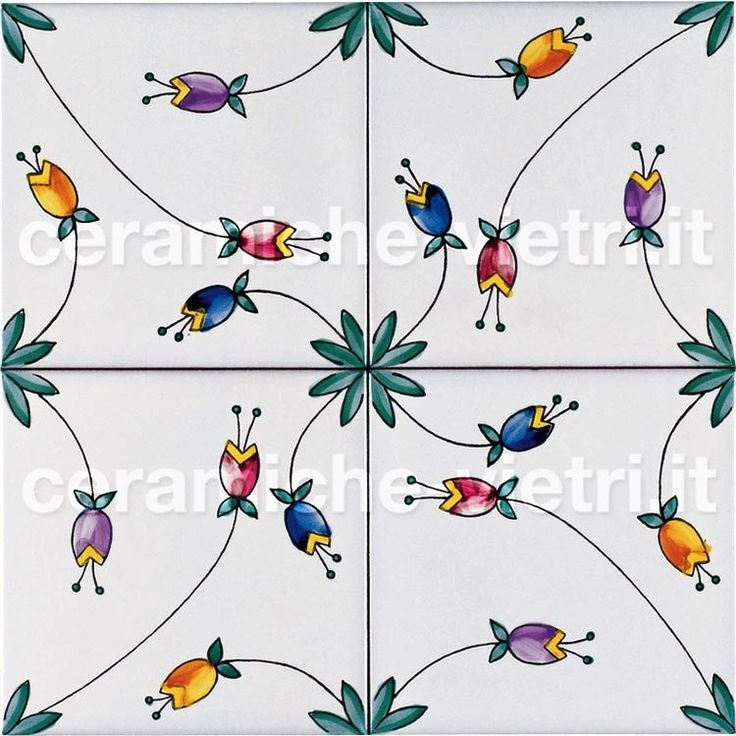 62 best vietri-ceramiche.it images on Pinterest | Tile murals, Water ...