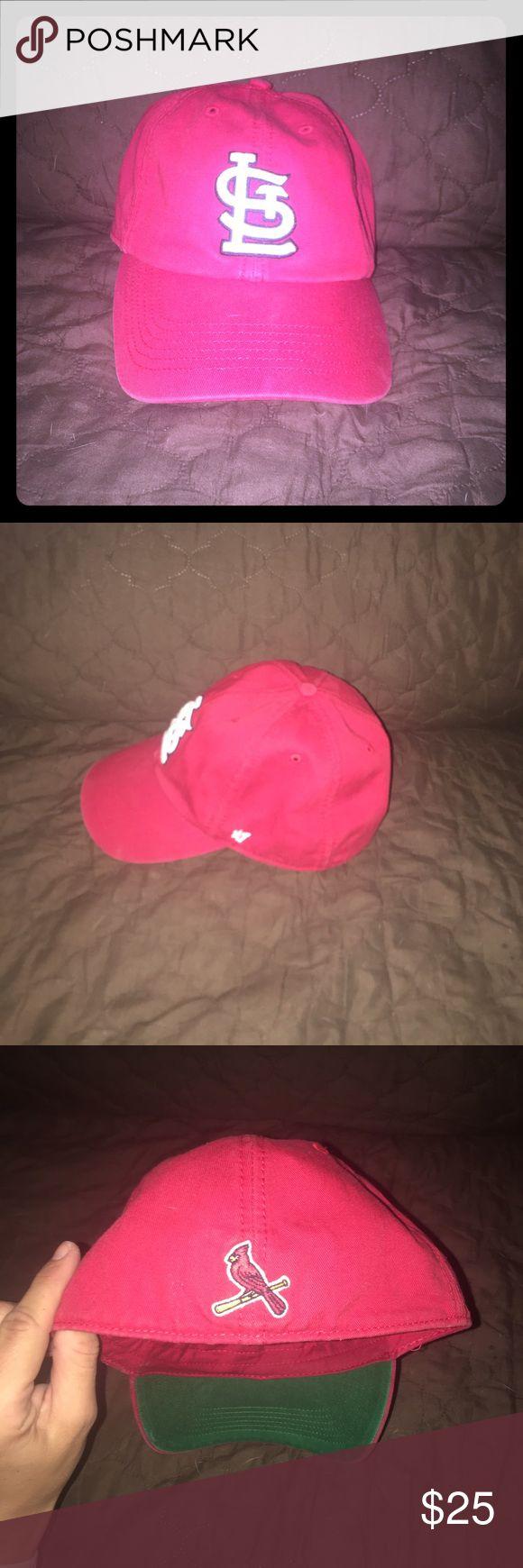 NWOT St Louis Cardinals Flex Fit Hat Sz M Brand new never worn. 47 Accessories Hats