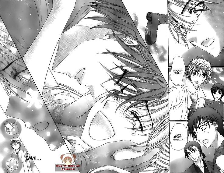 Gakuen Alice 179 Page 33 Alice, Natsume y Anime