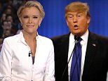 Donald Trump and Megyn Kelly back together at Republican debate with front-runner forced to speak about his feud with Mitt Romney and the Ku Klux Klan right off the bat | Daily Mail Online